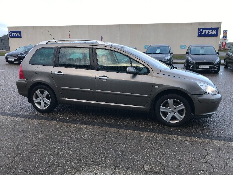 Peugeot 307 2,0 SW - billede 4