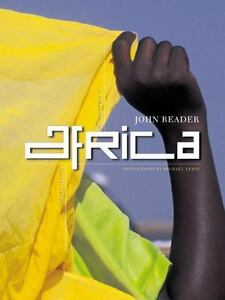 Africa-by-John-Reader-2001-Hardcover-Brand-New-Free-Shipping