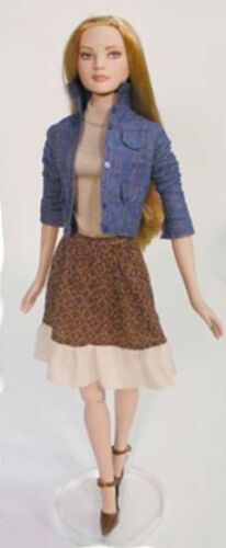 Urban Beat Doll Clothes Sewing Pattern for American Model Tonner