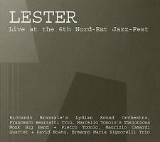 AA.VV. LIVE AT THE 6th NORD–EST JAZZ–FEST  «Lester»  Caligola 2054