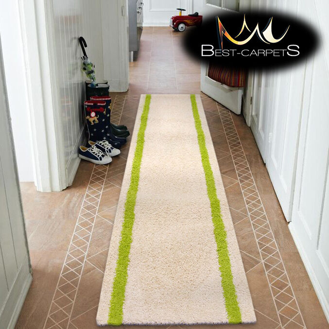 Modern hall coureurs mariage soft shaggy jazzy loco 80-100cm 80-100cm loco extra long tapis 81bde7