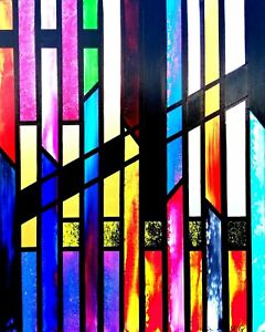 """""""Church"""" Œuvre originale de Audrey Granjeaud."""