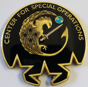Details about USSOCOM SOCOM CSG CounterTerrorism Support Group Center for  Special Operations