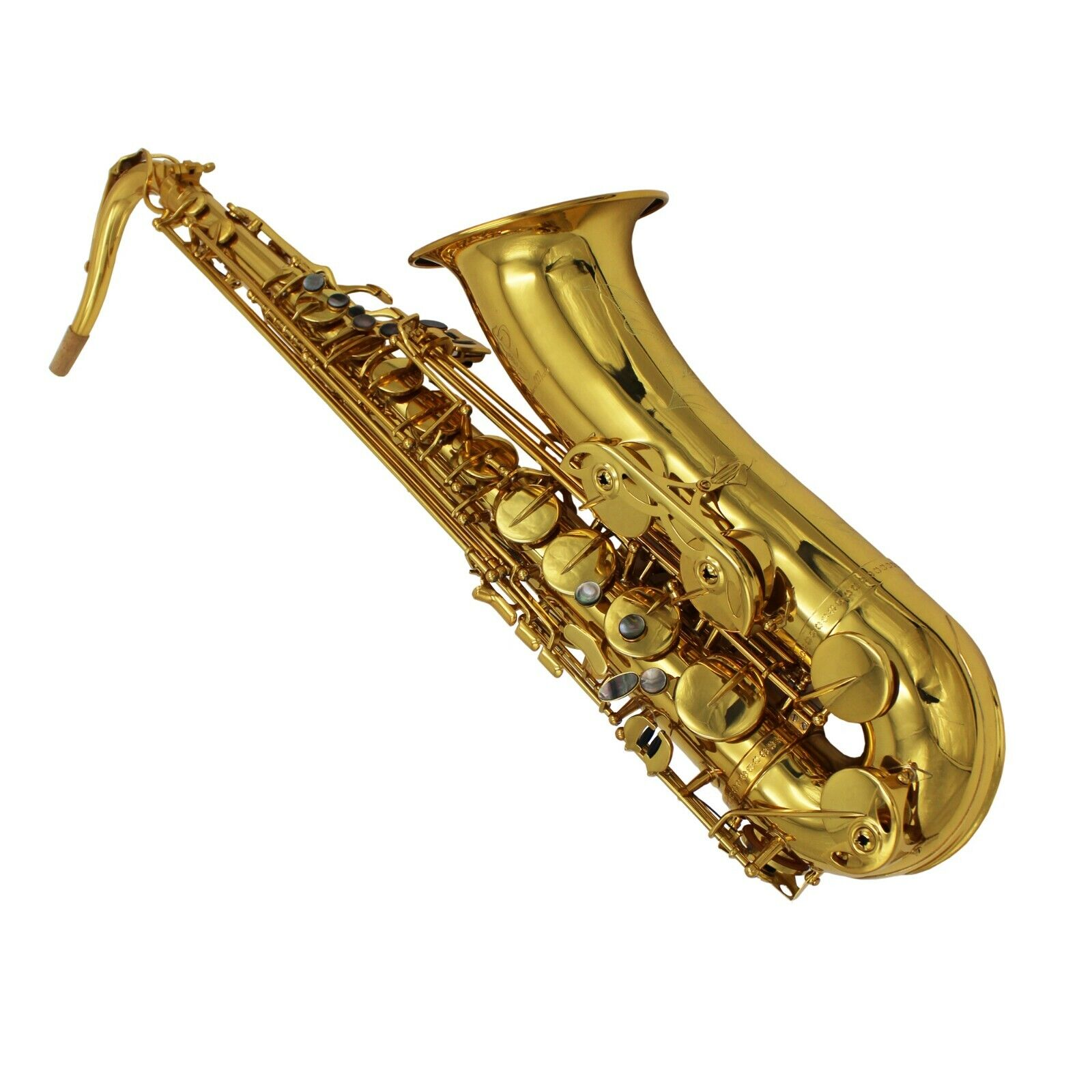 Professioneller neuer Goldlack Tenor Saxophone Reference 54 by Eastern Music