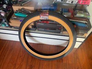 "BMX BIKE TIRE S/&M SPEEDBALL 22/"" X 2.40/"""