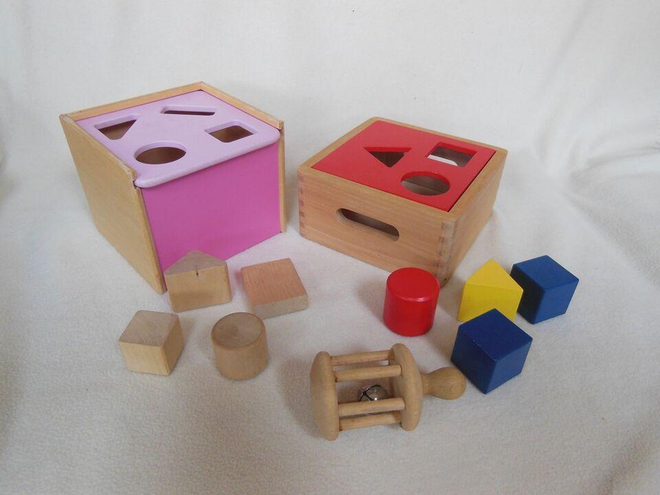 Andet legetøj, Blandet træ legetøj, Skwish fra Manhattan m