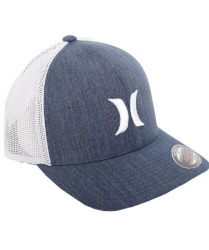 Hurley Icon Textures Hat Cap Obsidian