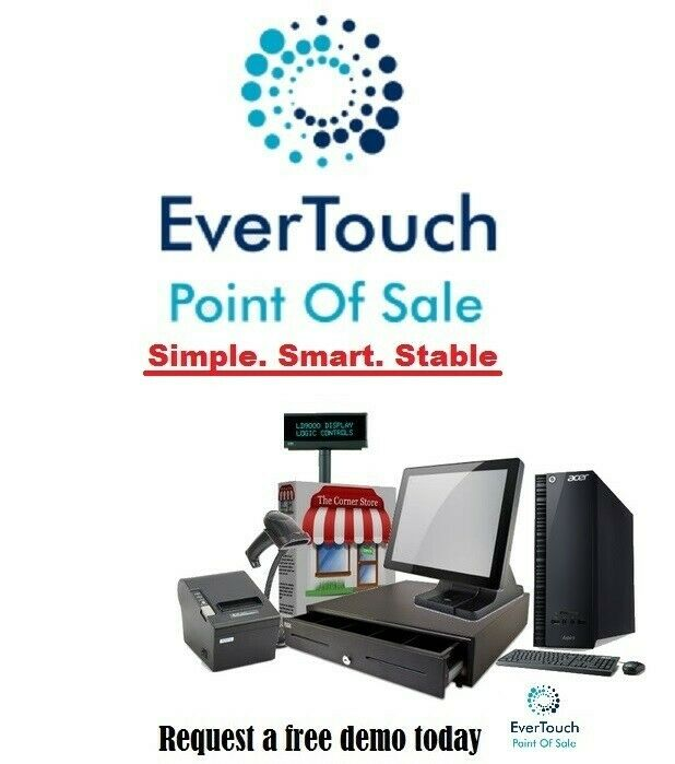 Point of sale systems on once-off special!