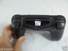 PlayStation 4 PS4 ControlleR NEW YORK GIANTS Led LightBar Decal Sticker
