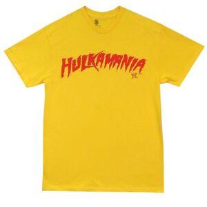 hulk hogan t shirt ebay