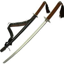 Japanese Anime Ninja Katana Handmade Samurai Sword Cosplay Collectible Replica