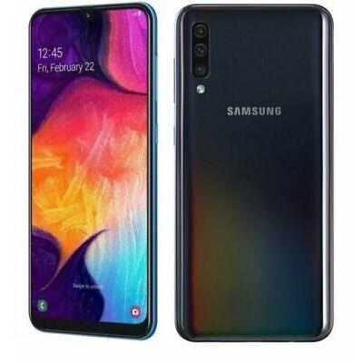 Samsung Galaxy A50 A505f Ds 2019 Black 64gb Factory Unlocked
