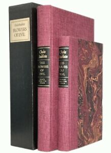 Baudelaire: The Flowers of Evil LIMITED EDITIONS CLUB (1971)