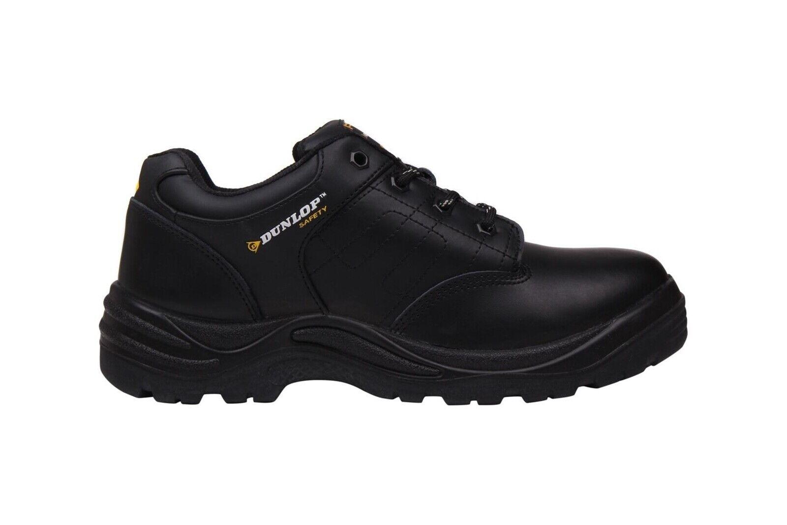 Dunlop Unisex Kansas Steel Toe Cap Safety Boots
