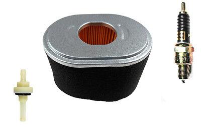 Air Filter Spark Plug Fuel Filter Coleman Powersports KT196 Go Kart