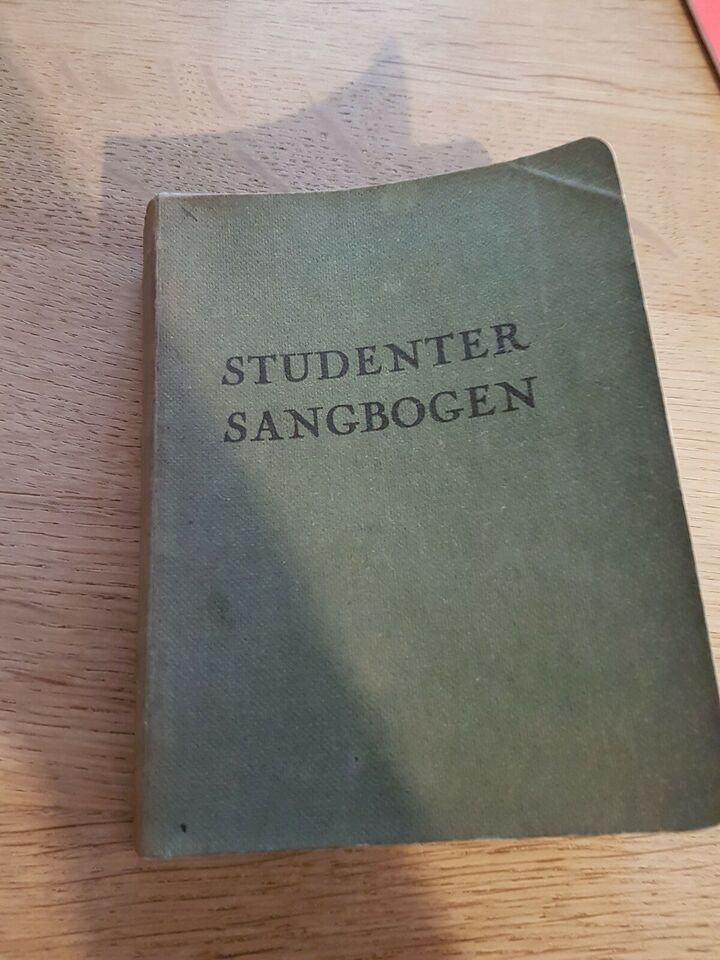 Studenter sangbogen, anden bog