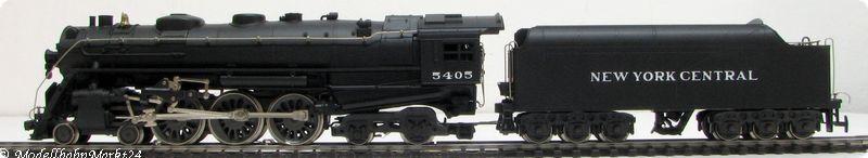 RIVAROSSI 1252 New York Central Dampflok Dampflok Dampflok 5405 Epoche I 3L  | Kompletter Spezifikationsbereich  c76139