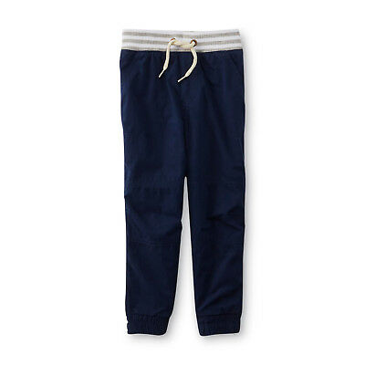 Boys Infant /& Toddler Pull-On Elastic Waist Lined Pants-12M-18M-2T-3T-4T-5T