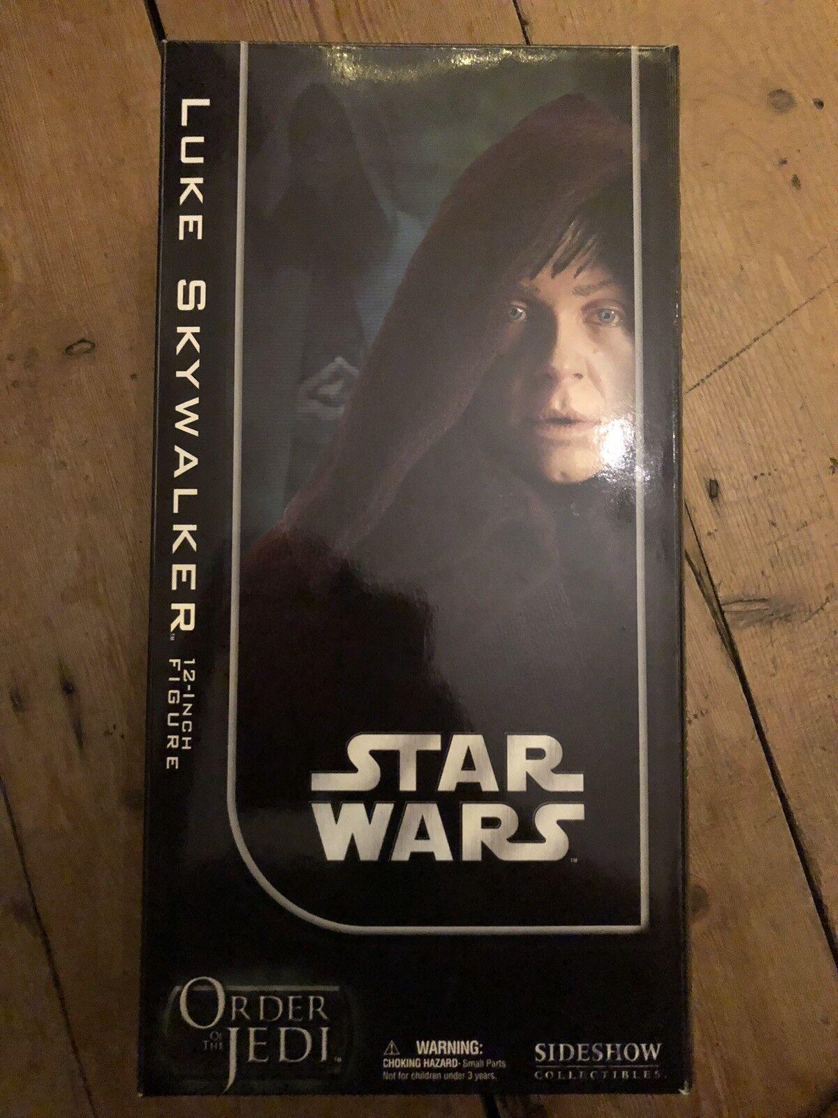 Sideshow Star Wars  Order of the Jedi Luke Skywalker Jedi Knight afssc 1082  meilleure qualité meilleur prix