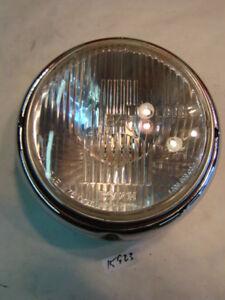 Harley FXR FXRP fairing headlamp headlight FXRT Police FXRD Elvis Place EPS15923