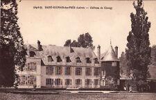 SAINT-GERMAIN-DES-PRES 564 château de changy