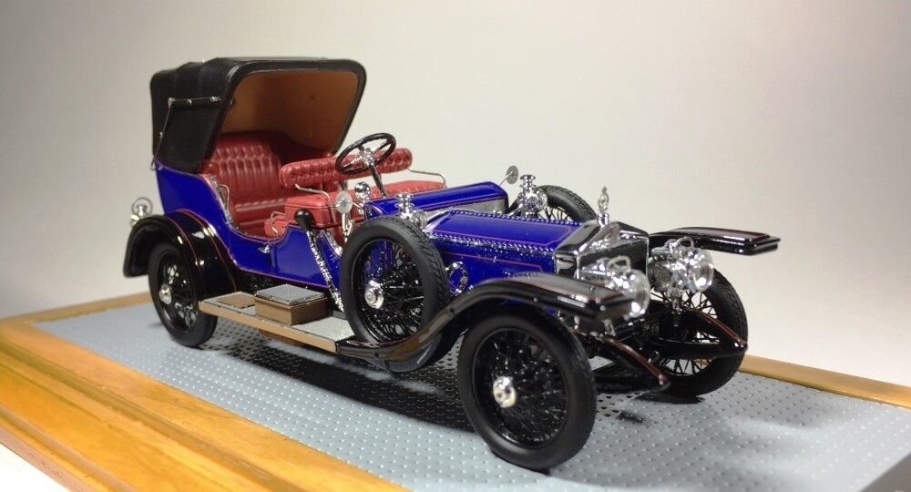 marca Ilario il107 1 43 Rolls-Royce Ghost Ceremonial Victoria 1911 1911 1911 sn1683 Mysore  Entrega directa y rápida de fábrica