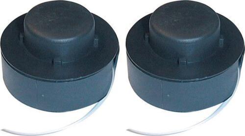 Güde 2 x Ersatzspule 2x3m Ø1,2mm für Güde Rasentrimmer GRT 250 P