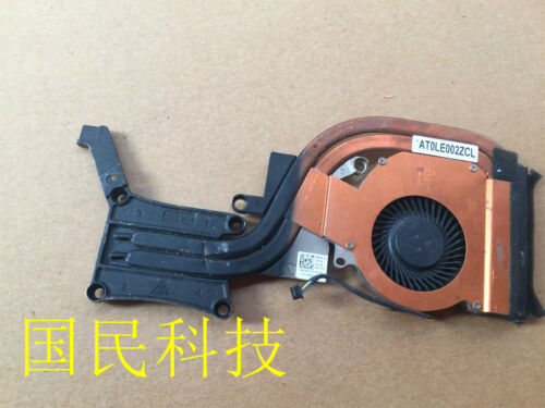 Dell Latitude E6430 CPU Heat Sink /& Cooling Fan 9C7T7 09C7T7 AT0LE002ZCL
