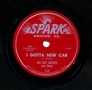 BIG-BOY-GROVES-on-1955-Spark-114-I-Gotta-New-Car-Midnight-Special