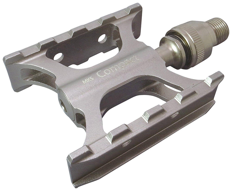 MKS (Mikashima) Compacto Compacto Ezy] [fácil gris