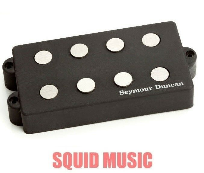 Seymour Duncan SMB-4D 4 String Music Man Ceramic Magnet Bass Replacement