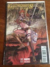Guardians Of The Galaxy #5 Milo Manara Angela Variant 1st Print Marvel Now!