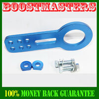 For 88-00 Honda Civic Integra Acura Tow Hook Front Blue