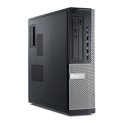 Dell 9010 Desktop Core i5 3570  3.4GHz 8GB 500GB Windows 7 Pro PC Computer