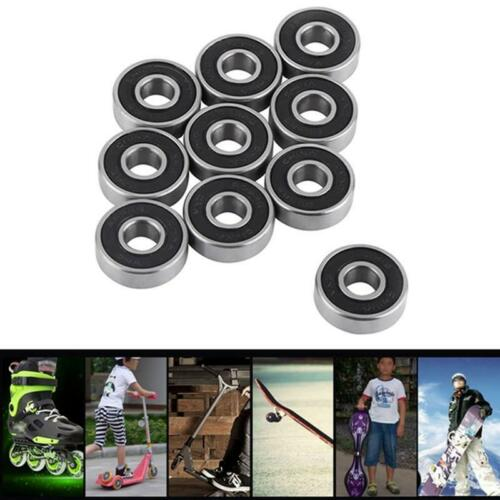 Details about  /Smooth Skate Scooter Bearing Longboard Speed Inline