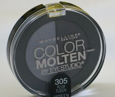 New Maybelline Color Molten Eye Studio Duo Eye Shadow-305 Plum Fusion
