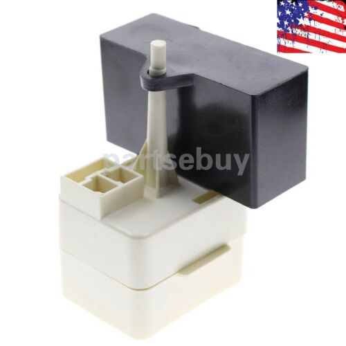 For W10613606 Whirlpool Refrigerator Relay Overload Start Capacitor New