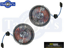 1970-1973 Camaro RS Rally Sport Park Lamp Assembly - Pair OER New