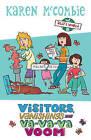 Visitors, Vanishings and Va-va-va Voom by Karen McCombie (Paperback, 2007)