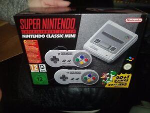 Nintendo-Classic-Mini-Super-Nintendo-Entertainment-SNES-Mini-Consola-Nuevo-System