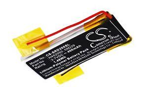 Batterie-400mAh-type-09D29-H452050-Pour-Scala-Rider-Rider-TeamSet-Pro