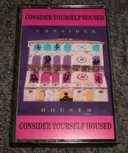 Consider-Yourself-Housed-RARE-1989-Garage-House-Comp-Cassette-Izzy-Bonz-Passion