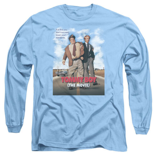 """Details about  /Tommy Boy /""""Movie Poster/"""" Hoodie  or Long Sleeve T-Shirt"""