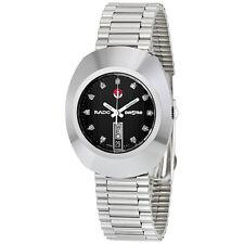 Rado Diastar Jubile Black Dial Automatic Mens Watch R12408613