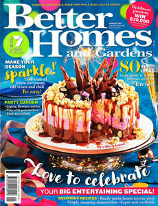 Image Is Loading BETTER HOMES AND GARDENS BHG MAGAZINE JANUARY 2018