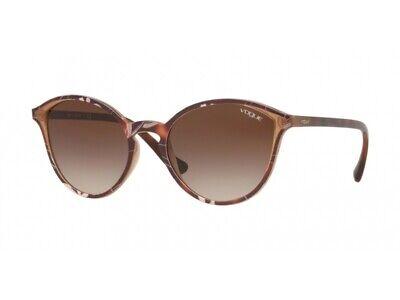 Occhiali Da Sole Vogue Vo5255s Havana Marrone Gradient 269513