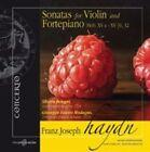 Franz Joseph Haydn Sonatas for Violin and Fortepiano US IMPORT CD