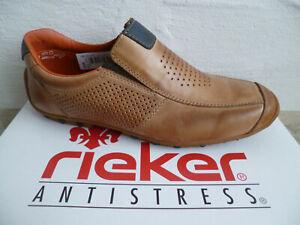 Rieker Herren Slipper Sneakers Sportschuhe Halbschuhe braun 5LJuQ