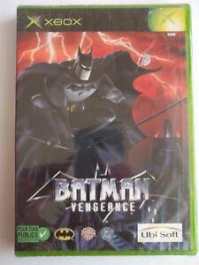 BATMAN-VENGEANCE-pour-Xbox-NEUF-Microsoft-Ubisoft