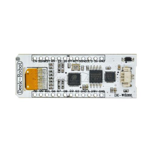 0.91 Inch Blue OLED ESP8266 Wifi Development Module CP2014 NodeMCU For Arduino